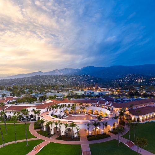 Hilton Santa Barbara Hero Shot