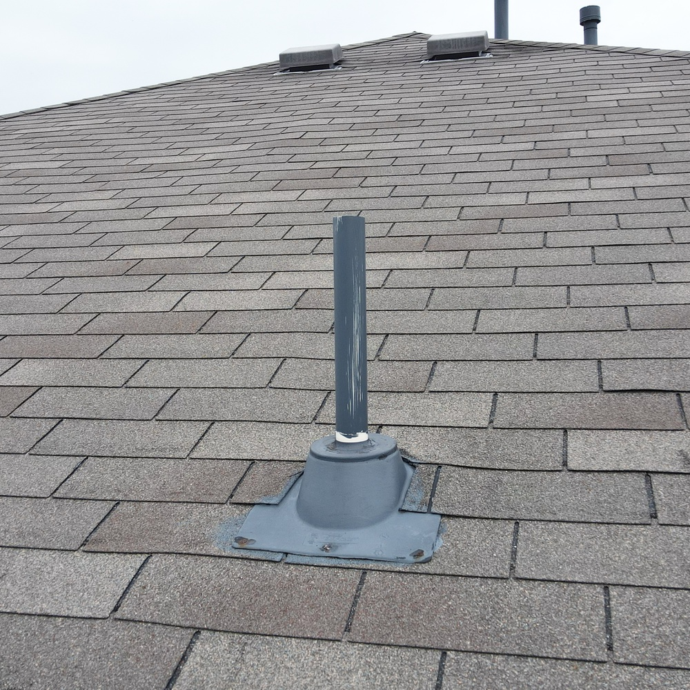 Client's Roof