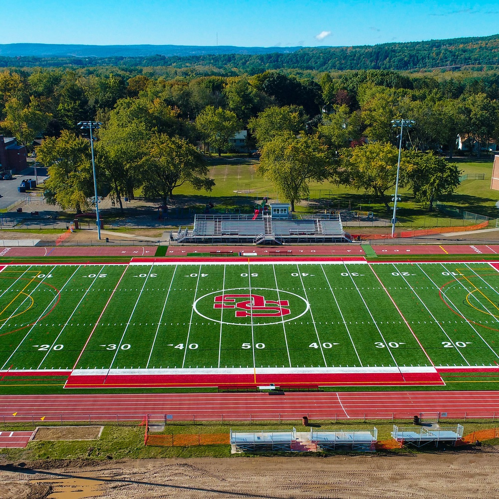 Scotia-Glenville High School Stadium, Scotia, NY