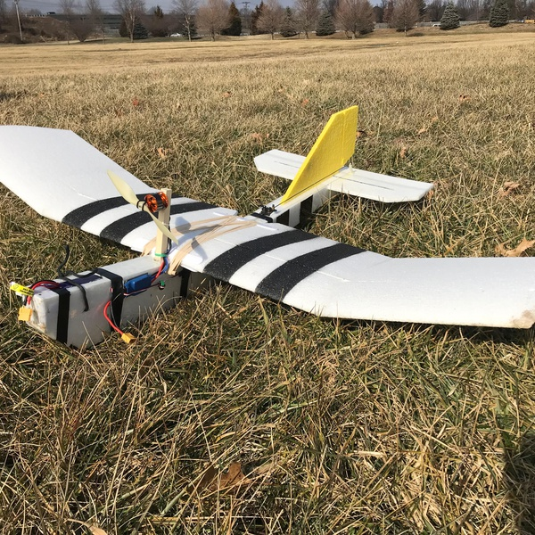 Fixed-wing Education / Training Drone