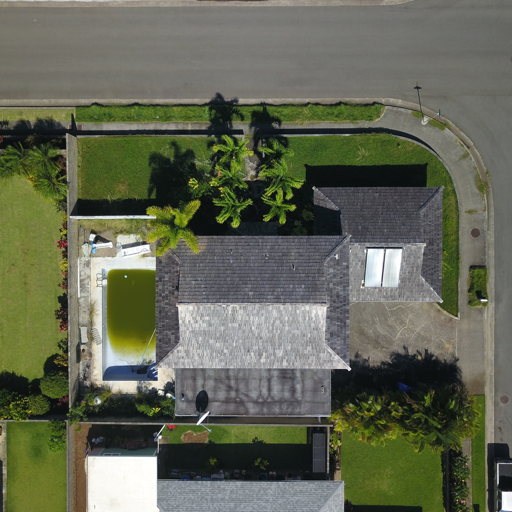 Kailua Residential Real Estate (Birdseye View)
