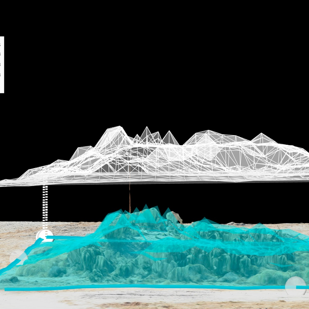 3D Orthomosaic Mapping with dense data point clouds for accurate measurements