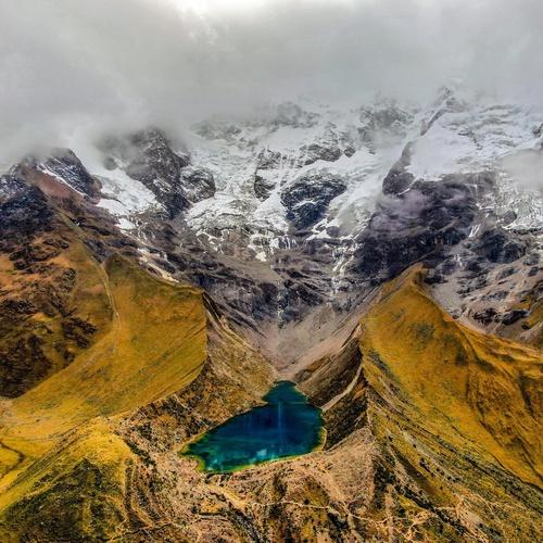 Droning in Peru