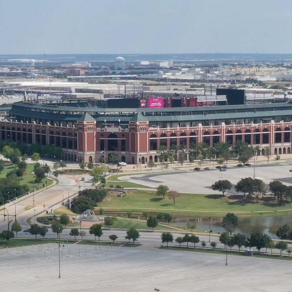 Globe Life Stadium, Arlington, Texas