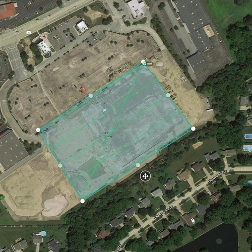 AVTD Aerial Preconstruction Mapping and Surveying