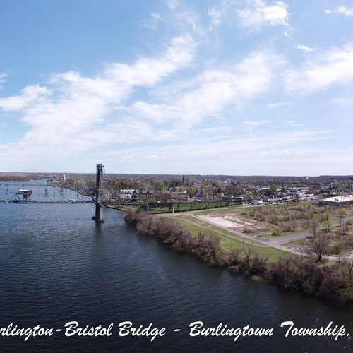 Burlington-Bristol Bridge Panorama