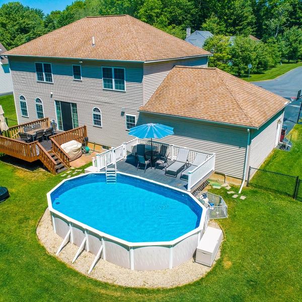 Sample Real Estate Listing Rear Photo