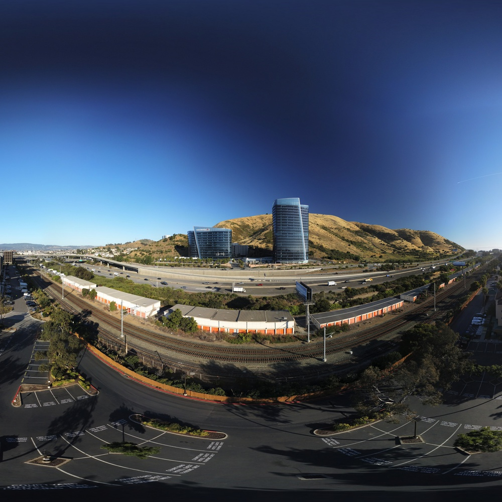 360 Spherical Panorama