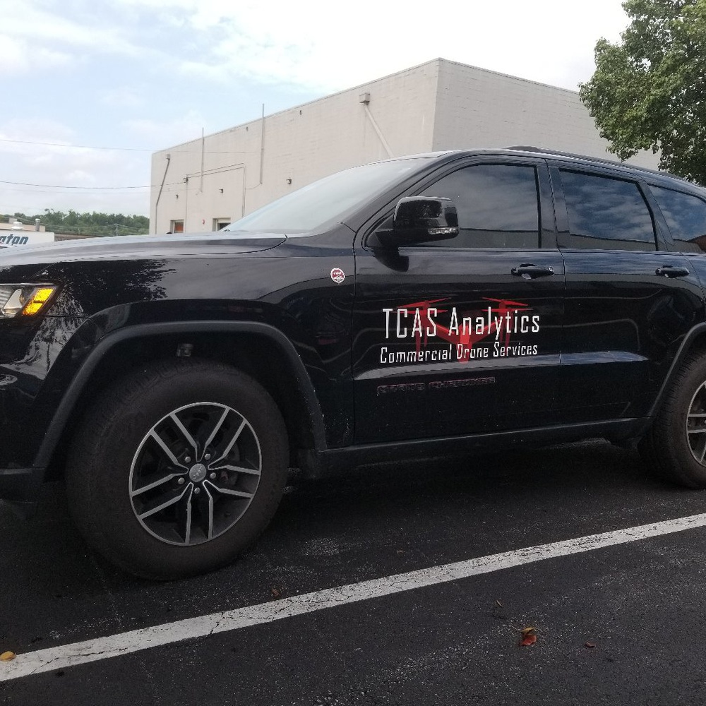The Infamous TCAS-Mobile Rocking The Logo Decals So Citizens Realize That Something Super Cool Is About to Happen