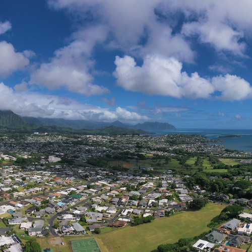 Kaneohe Real Estate (300' Panorama View)