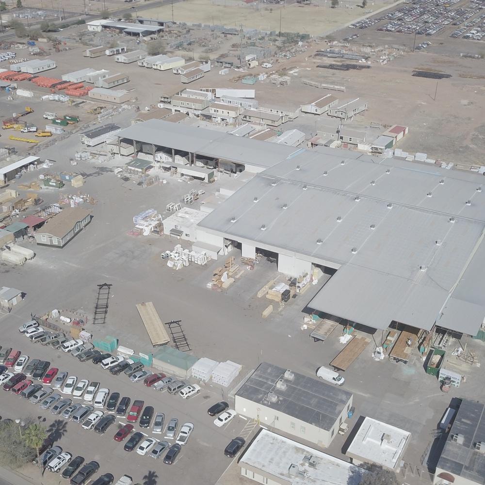 Manufactured Housing Factory - Phoenix, Arizona