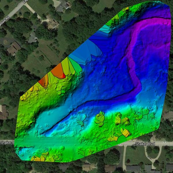 DTM GIS Information for AEC