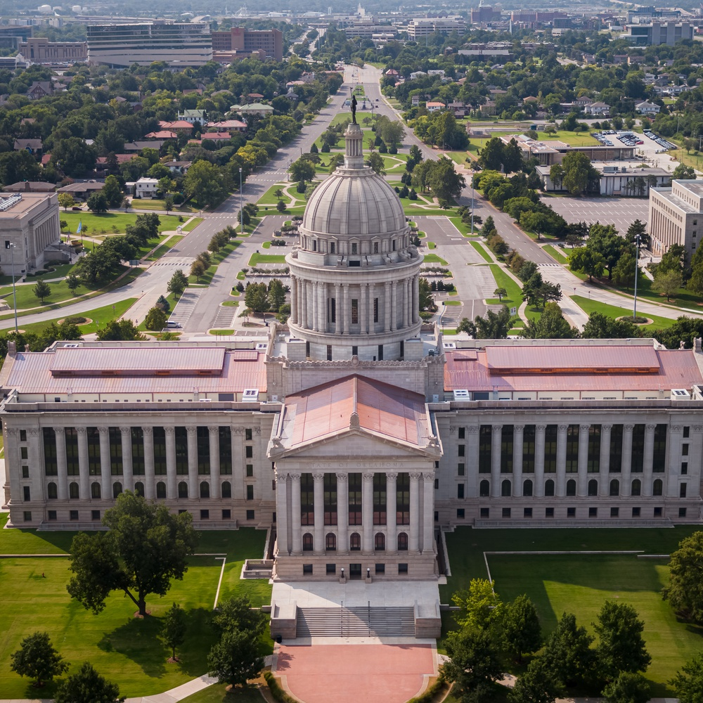 Capitol Building, Oklahoma City