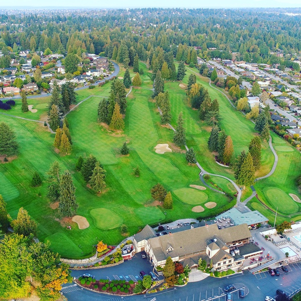 Seattle golf course