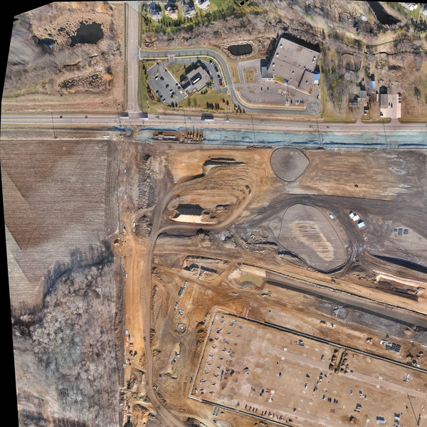 Downsized Partial Construction Site Overview