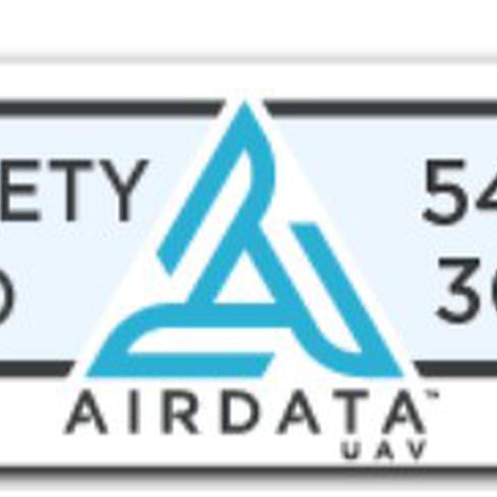 AirData Badge