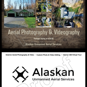 Alaskan Unmanned Aerial Services