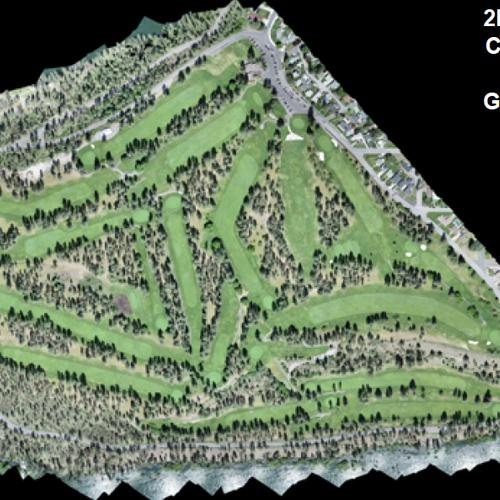 Downriver Golf Course, Spokane, Washington