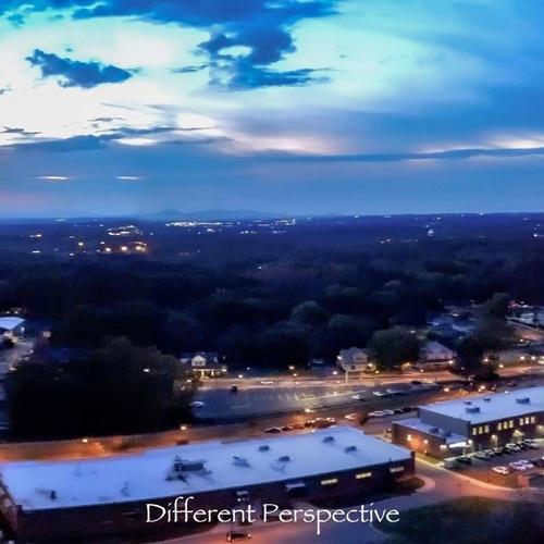 Conover NC blue hour