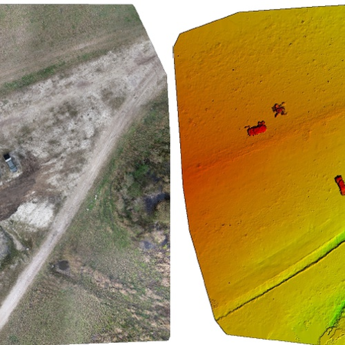Pix4D mapping