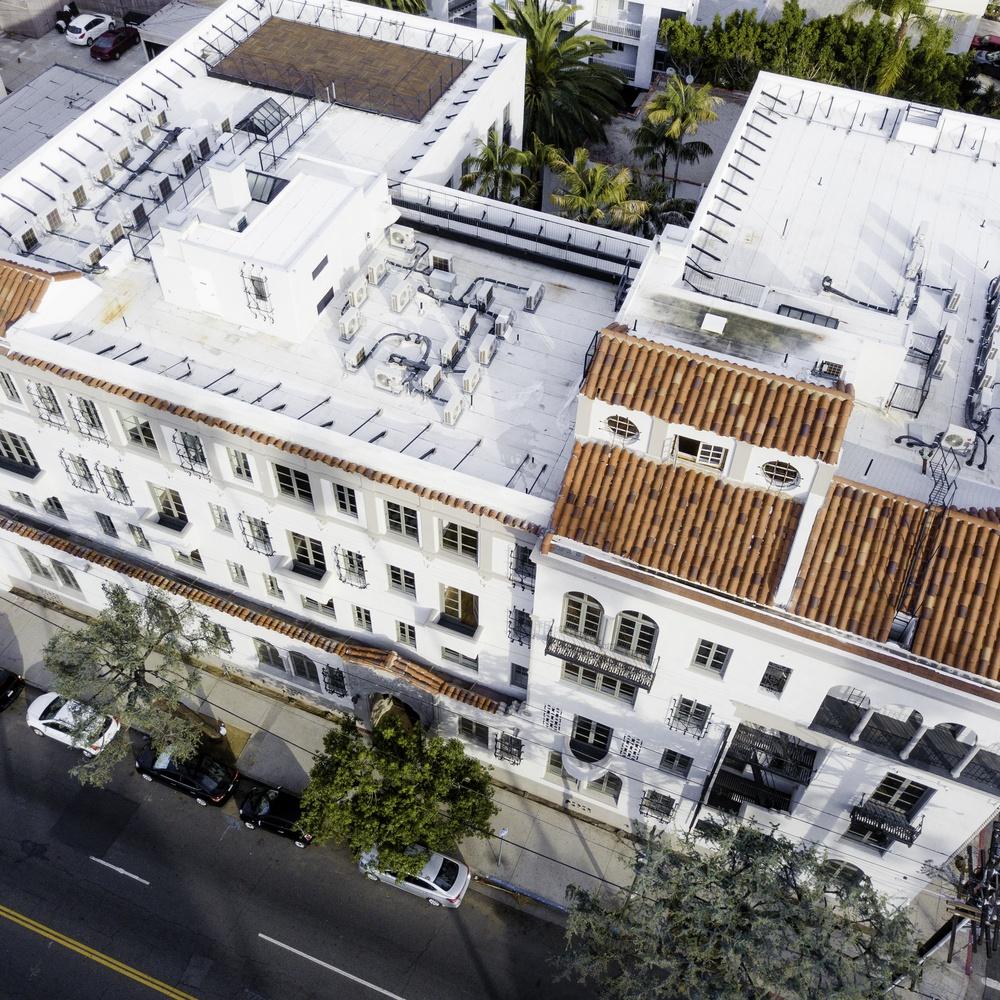 Villa Carlotta Los Angeles