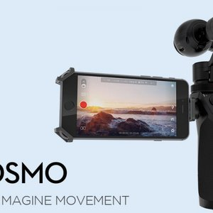 Drone Maker DJI Releases 4K Steadicam Osmo: Impressive And Affordable